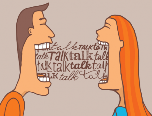 Talán túl sokat beszélünk